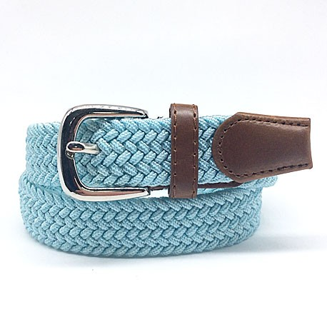 Cinturón Azul claro
