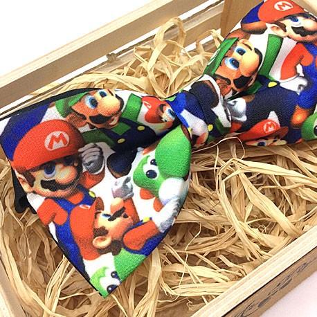 Pajarita Mario