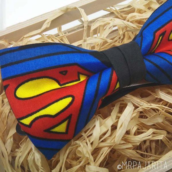 Pajarita Superman