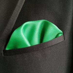 Pañuelo de bolsillo verde Andalucía