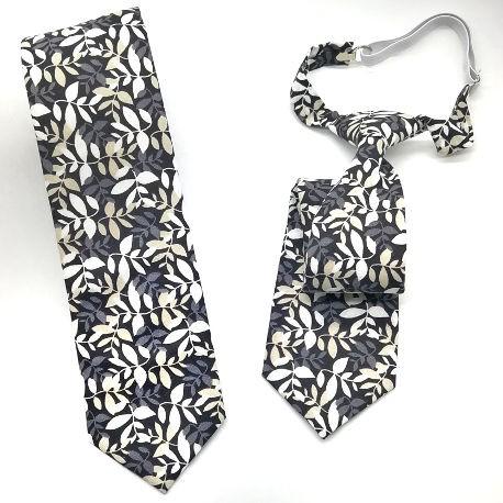 Corbata Ramas Negras