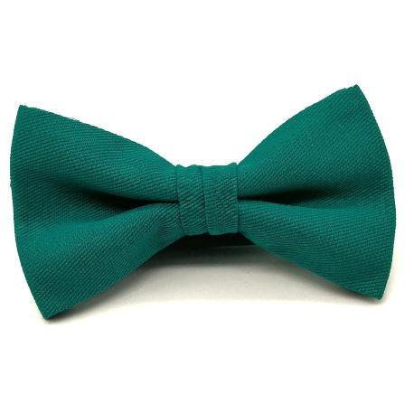 Pajarita verde esmeralda II