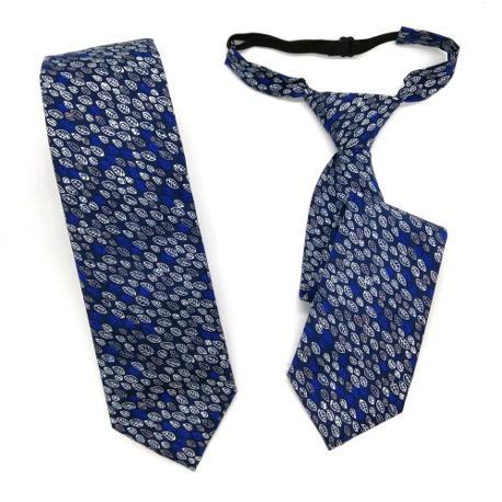 Corbata Hojas