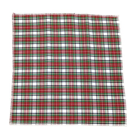 Pañuelo Scottish rojo