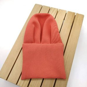 Pañuelo coral anaranjado II
