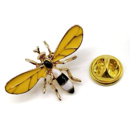 Pin abeja