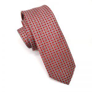 Corbata red roja