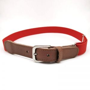 Cinturón de niño Rojo