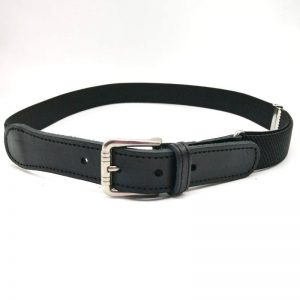 Cinturón de niño negro