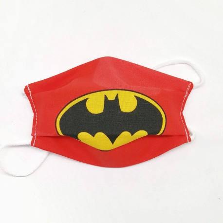 Mascarilla Batman roja