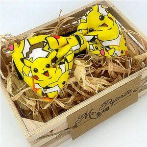 Pajarita Pikachu