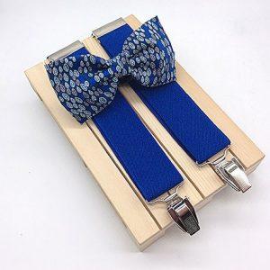 Tirantes elasticos azulon