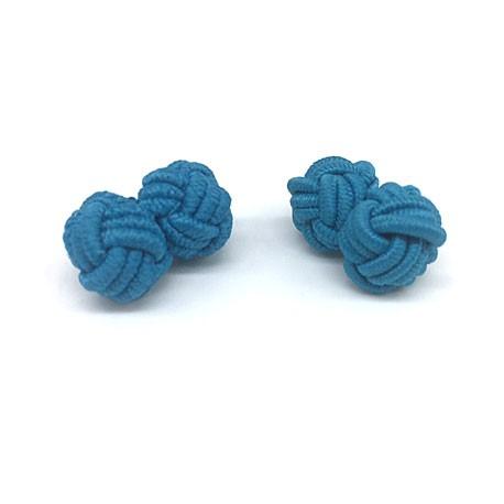 Gemelo de bola azul esmeralda